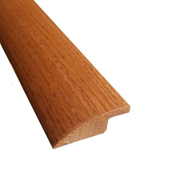 Prefinished Hardwood Overlap Reducer Gunstock Oak