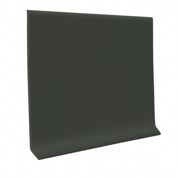 Brown-Black Vinyl Waterproof 4 in wide x 120 ft Length roll Vinyl Wall Base