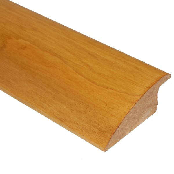 Prefinished Dance Floor Maple Hardwood .85 in thick x 2.75 in wide x 78 in Length Reducer