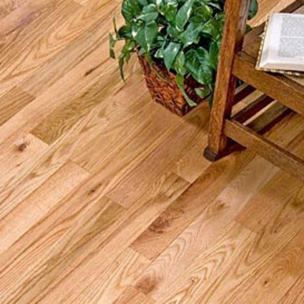 Red Oak Solid Hardwood Flooring