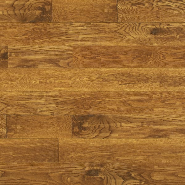 .75 in. x 5 in. Paradise Valley Oak Solid Hardwood Flooring Large Swatch