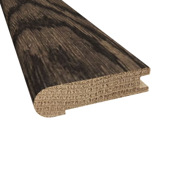 Prefinished Beartooth Mountain Hardwood 3/4 in thick x 3.125 in wide x 78 in Length Stair Nose