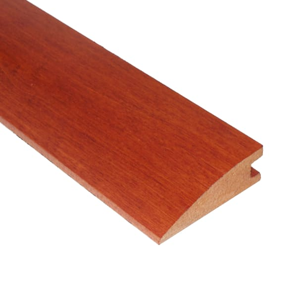Prefinished Maple Cinnamon Hardwood 3/4 in thick x 2.25 in wide x 78 in Length Reducer