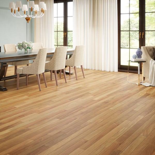 Cumaru Solid Hardwood Flooring