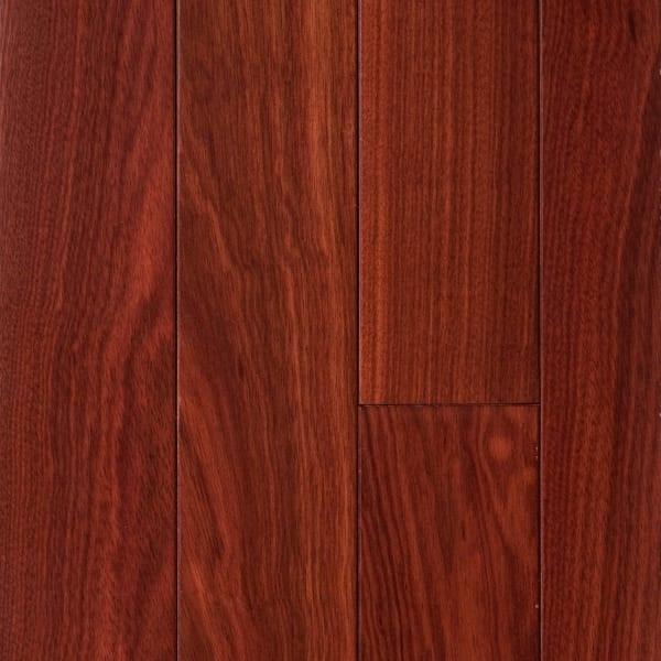 .75 in. x 3 .25 in. Bloodwood Solid Hardwood Flooring