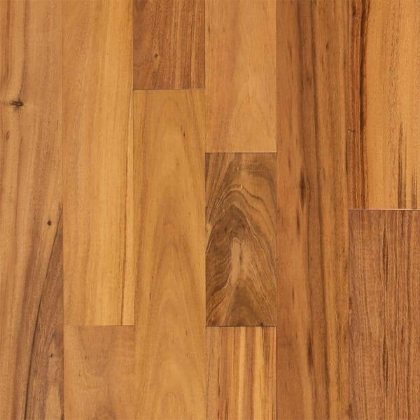 3/4 in. x 5 in. Brazilian Koa Solid Hardwood Flooring