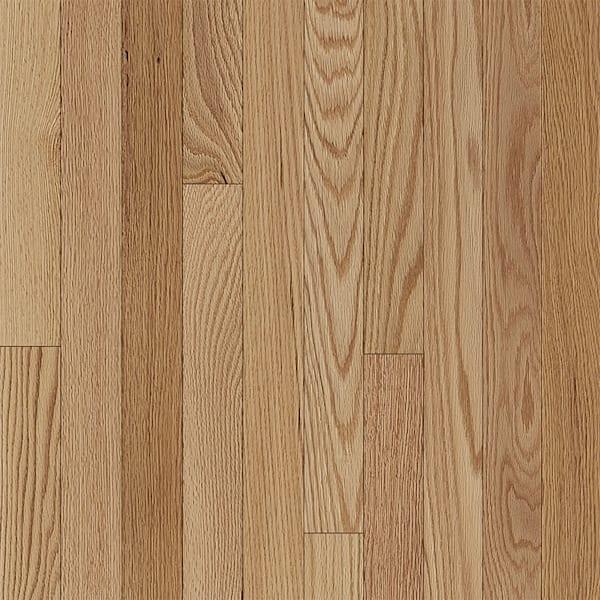 3/4 in. x 2.25 in. Select Red Oak Solid Hardwood Flooring