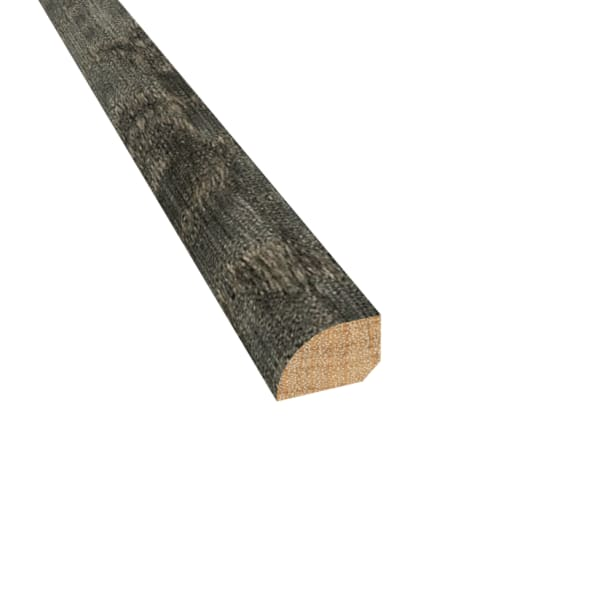 Prefinished Iron Hill Maple Hardwood 1/2 in thick x .75 in wide x 78 in Length Shoe Molding
