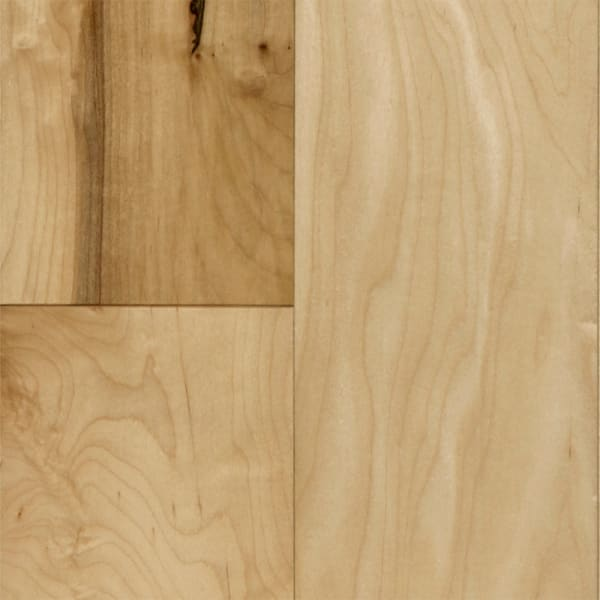 Natural Maple Engineered Hardwood Flooring