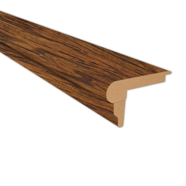 LAM Amber Hickory 7.5' FLUSH STAIR NOSE