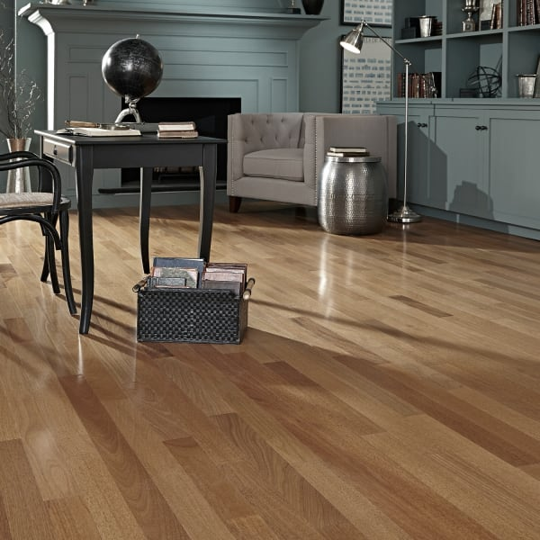Amber Brazilian Oak Solid Hardwood Flooring