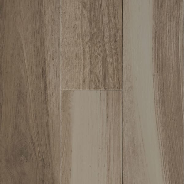 36in x 6in Brindle Wood Natural Porcelain Tile Small Swatch