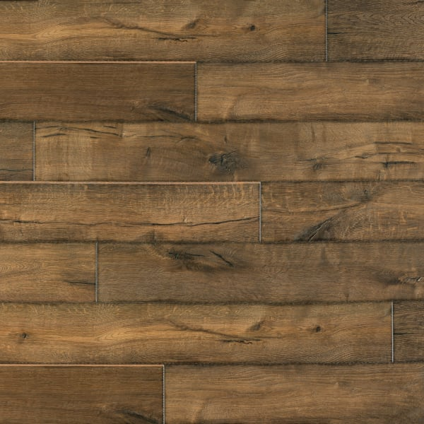 10mm Antique Farmhouse Hickory Laminate Flooring