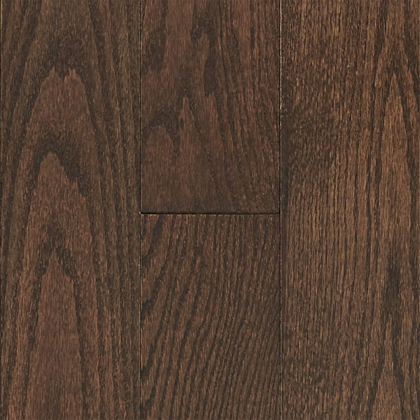 Mocha Oak Solid Hardwood Flooring