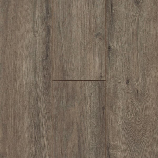 8mm Pewter Oak Laminate Flooring