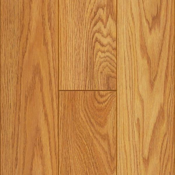Select Red Oak Laminate Flooring