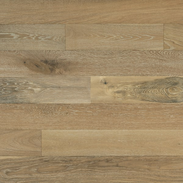 Vintage French Oak Wire Brushed Engineered Hardwood Flooring