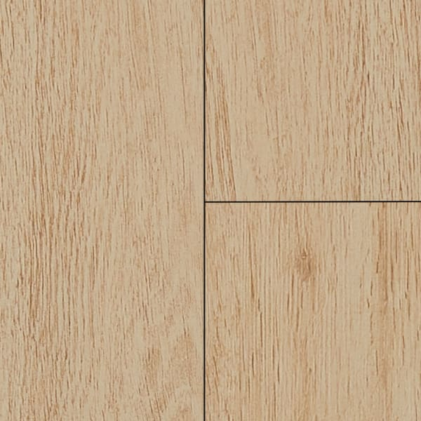 36in x 6in Summer Wheat Oak Porcelain Tile Small Swatch
