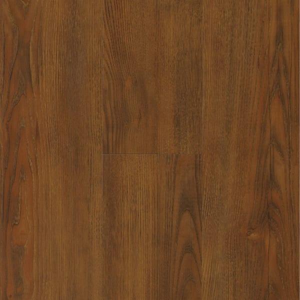 Redwood Hickory Luxury Vinyl Plank Flooring