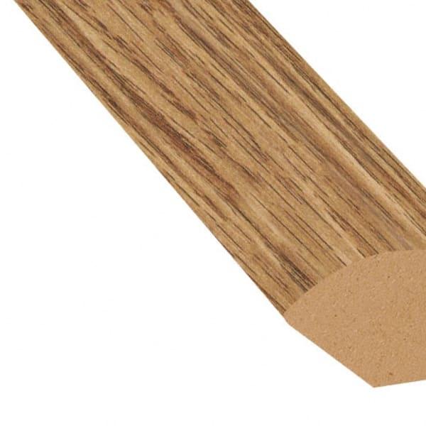 Ebb Tide Oak Laminate 1.075 in wide x 7.5 ft Length Quarter Round