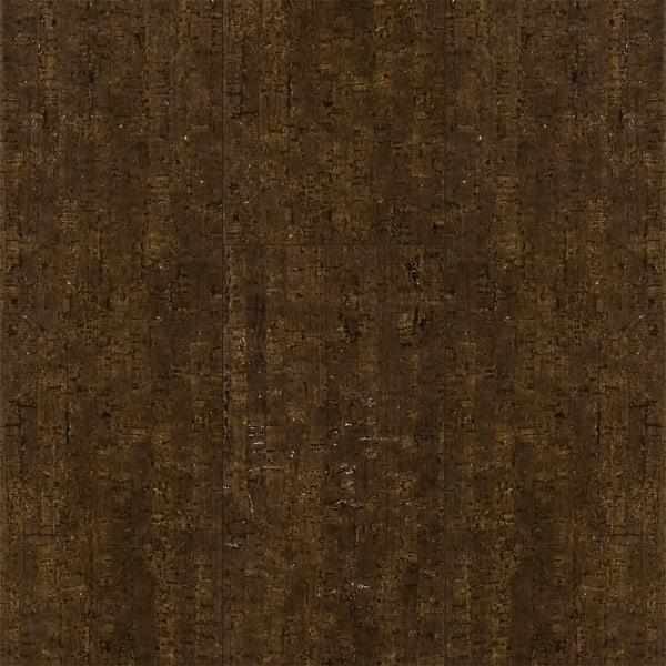 "Lisbon Cork - 13/32"" x 5-1/2"" Covilha Click Cork Flooring"