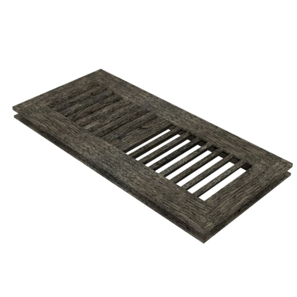 "4"" x 12"" Iron Hill Maple Flush Grill"
