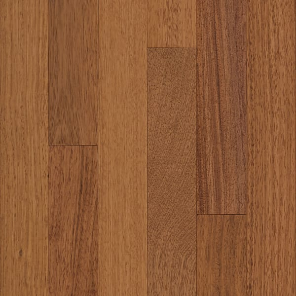 Red Select Brazilian Cherry Solid Hardwood Flooring Small Swatch