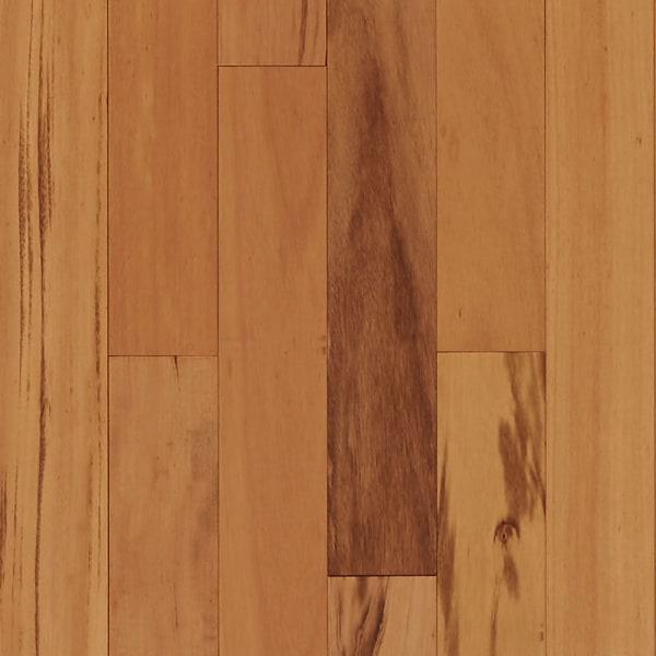 Select Brazilian Koa Solid Hardwood Flooring in Living Room Swatch