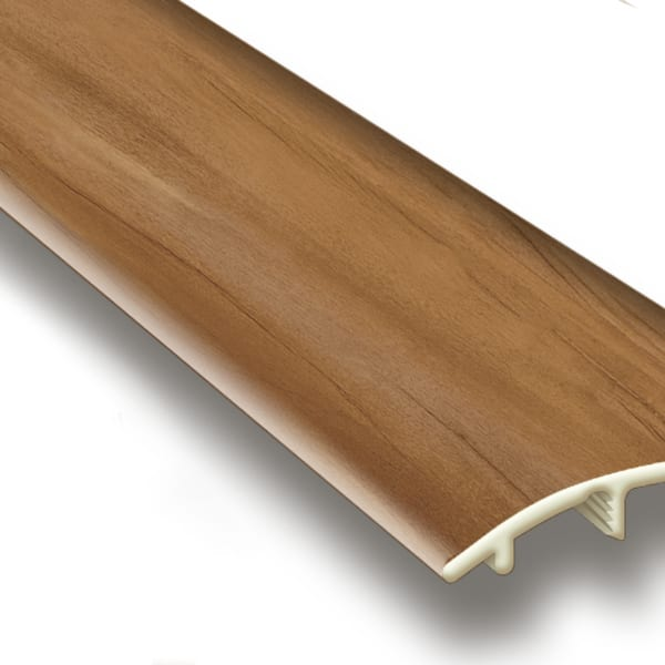 Pioneer Park Sycamore Vinyl Waterproof 1.5 in wide x 7.5 ft Length Reducer