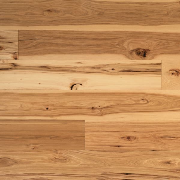 Rustic Hickory Engineered Hardwood Flooring