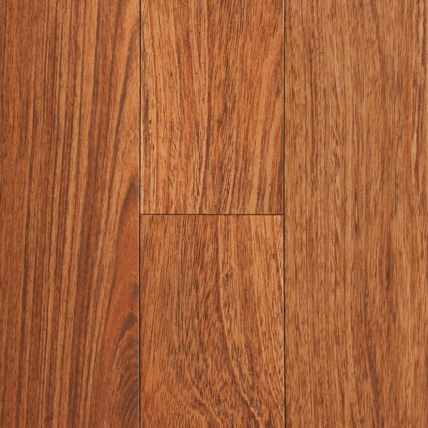 36in x 6in Elegant Wood Brazilian Cherry Porcelain Tile