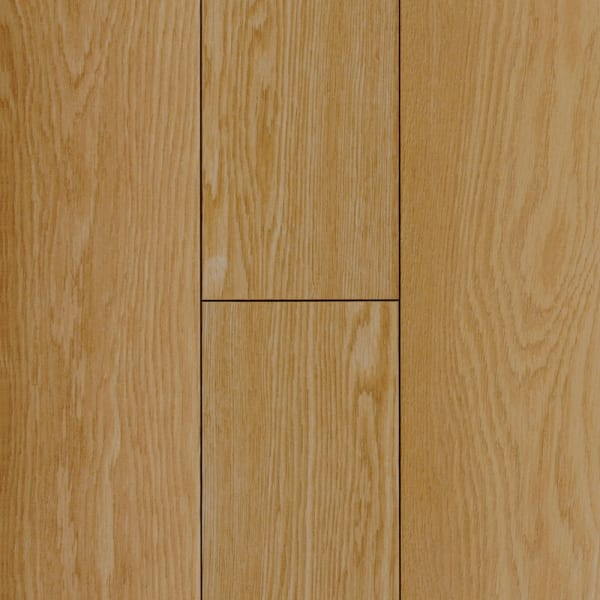 24 in. x 6 in. Classic Red Oak Porcelain Tile Small Swatch