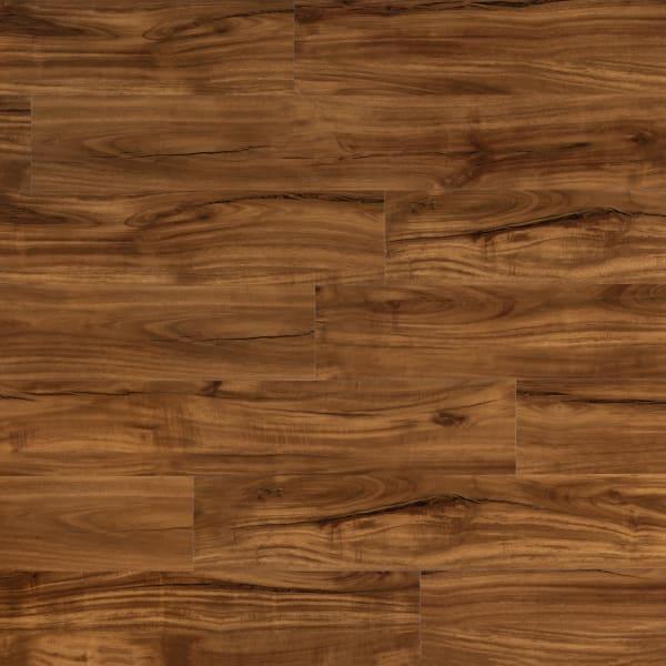 5mm Golden Teak Luxury Vinyl Plank Flooring