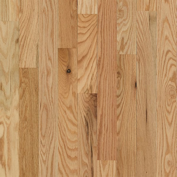 Red Oak Solid Hardwood Flooring