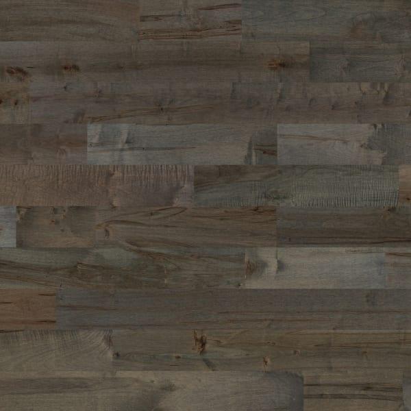 .75 in. x 5 in. Mediterranean Maple Solid Hardwood Flooring Large Swatch