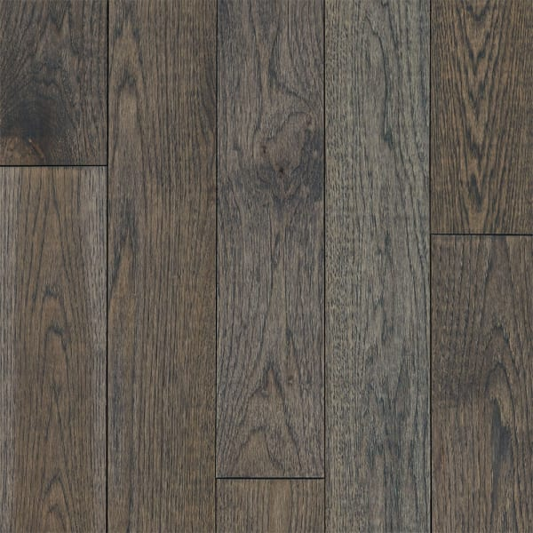 3/4 in. x 5 in. Winter Solstice Hickory Solid Hardwood Flooring
