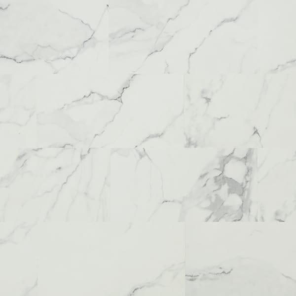 8mm Roman Marble Rigid Vinyl Plank Flooring