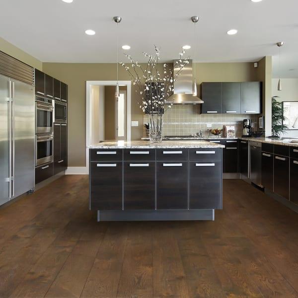 5/8in x 7-1/2in Milan White Oak Engineered Hardwood Flooring