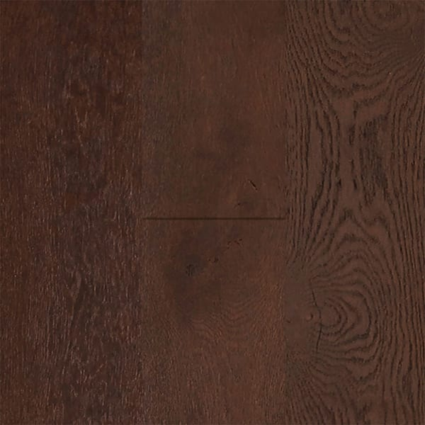 5/8in x 7-1/2in Bordeaux White Oak Engineered Hardwood Flooring