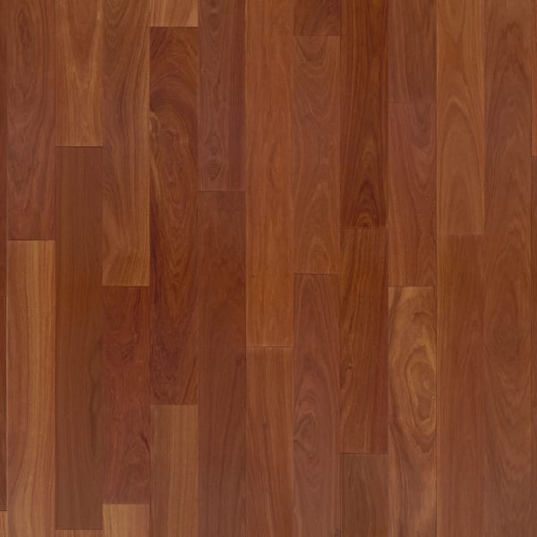 1/2 in. x 5 1/8 in. Select Santos Mahogany Engineered Hardwood Flooring
