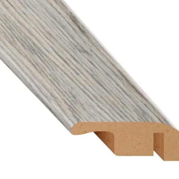 San Dimas Oak Laminate Waterproof 1.56 in wide x 7.5 ft Length Low Profile Reducer