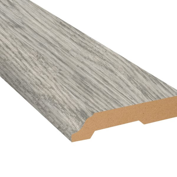 San Dimas Oak Laminate 3.25 in wide x 7.5 ft Length Baseboard