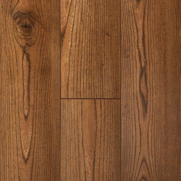 12mm Golden Gate Oak 24 Hour Water-Resistant Laminate Flooring