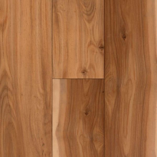 6mm with pad Rocky Hill Hickory Engineered Vinyl Plank Flooring
