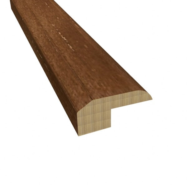 Prefinished Safari Trail Distressed Bamboo 5/8 in thick x 2 in wide x 72 in Length Threshold
