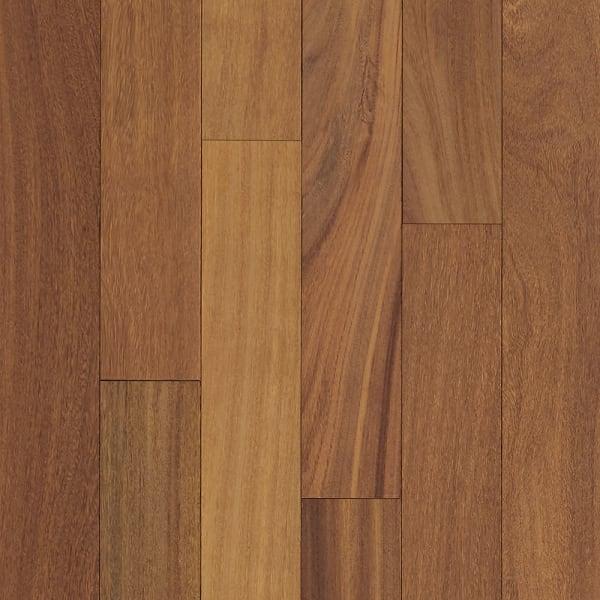 Red Cumaru Solid Hardwood Flooring
