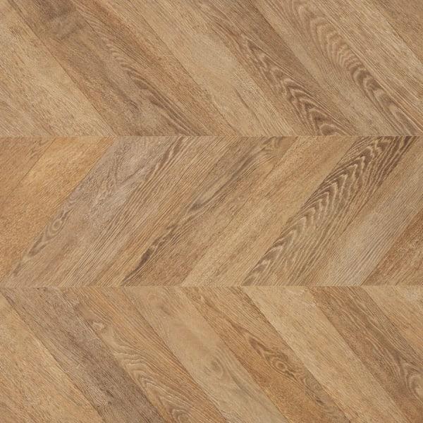 8mm Park Avenue Chevron Laminate Flooring