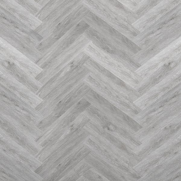 Citadel Gray Oak Engineered Vinyl Plank Flooring