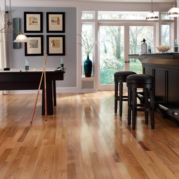 3/4 in. x 3.25 in. Character Red Oak Solid Hardwood Flooring