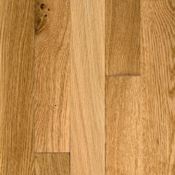 .75 in. x 3 .25 in. Character White Oak Solid Hardwood Flooring